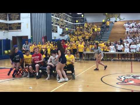 Northport High School Battle of the Classes 2018