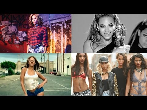 Four Easy Beyonce Costumes