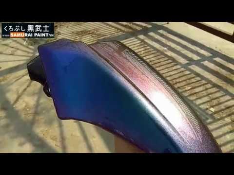 Photo of hướng dẫn sơn xe máy tại nhà – HƯỚNG DẪN SƠN DÀN ÁO XE MÁY MÀU 3D ĐỘC LẠ – SƠN PHUN SAMURAI / KUROBUSHI [Mới Cập Nhật]