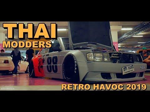 EXTREME THAILAND CARS AT MALAYSIA CAR MEET