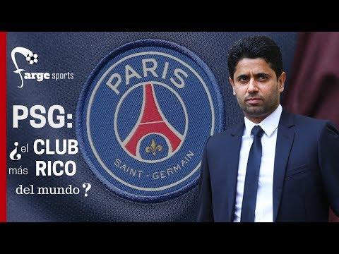 ¿Quién es el DUEÑO del PSG y porqué dicen que es el CLUB de fútbol MÁS RICO del MUNDO?