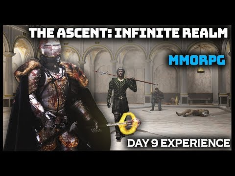 ㊙️Ascent: Infinite Realm - 41+ Orc Elementalist - Steampunk MMORPG [SEA Version] Day 9 Experience