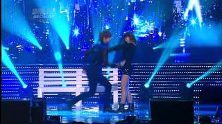 Love In Hanoi - Hyorin & Thunder (Best Performance in KBS Vietnam Korea Festival 15/03/2012)
