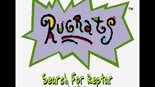 PSX Longplay [361] Rugrats: Search for Reptar