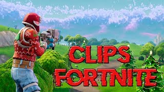 PEOPLE ARE COMING FROM COMING! - CLIPS OF FORTNITE ZOK4