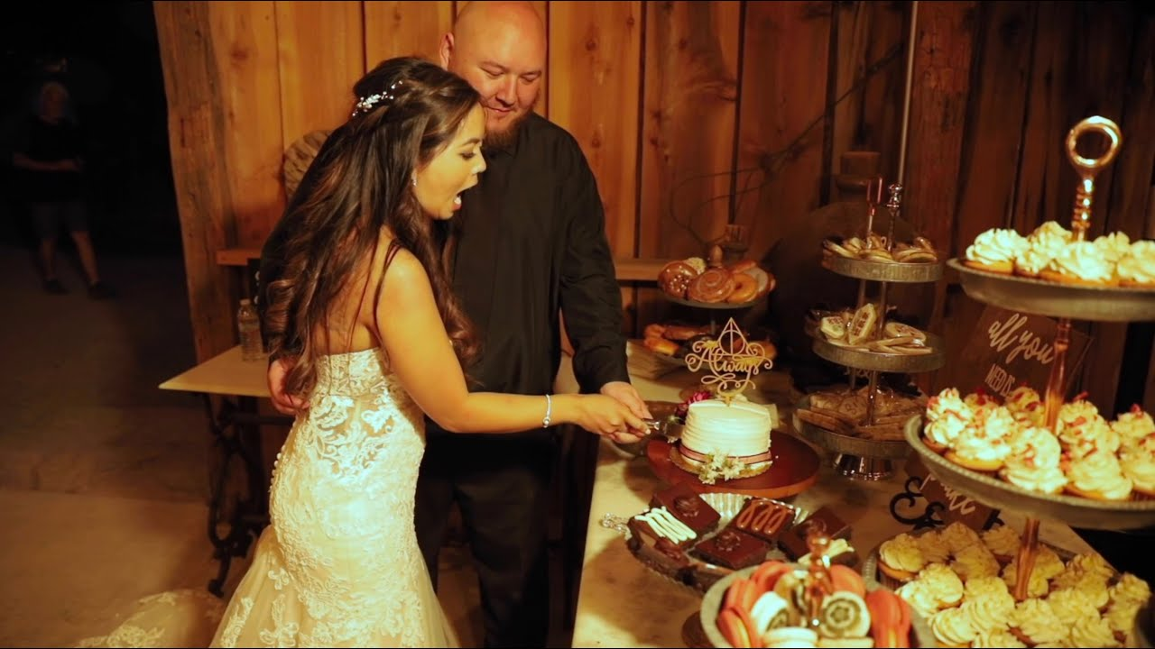 Sylvia & Corey Sumiyoshi Wedding Video