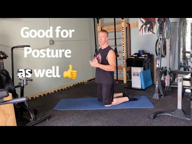 Shoulder Extension Stretch