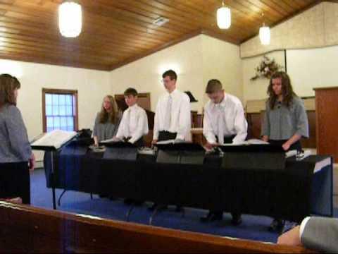 Greendale Baptist Academy Handchime Choir 2008 / 2009