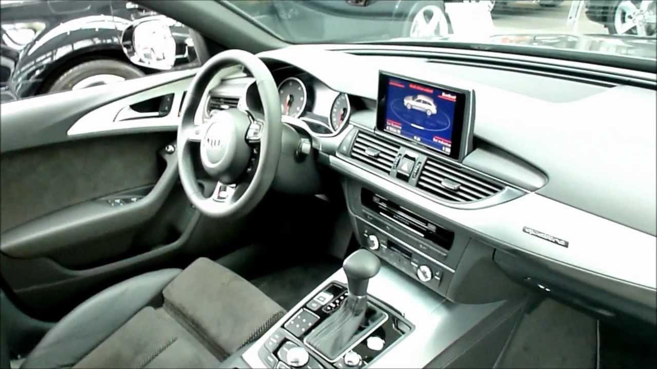 Audi a6 avant s line 3 0 tdi biturbo exterior interior for Audi a6 avant interieur
