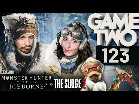 Monster Hunter Iceborne, The Surge 2, Madden NFL 20 | Game Two #123