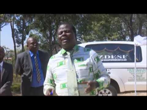 ZVIMBA EDUCATORS FUND PROCURES HEARSE