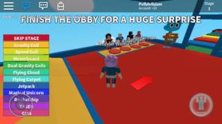 Playing roblox ride a cookie.