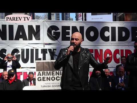 103rd Anniversary of Armenian Genocide | Elie Berberian