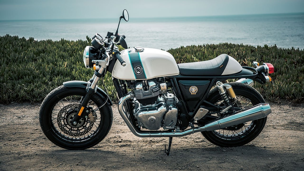 Royal Enfield Continental Gt >> 2019 Royal Enfield Continental Gt Mc Commute Review