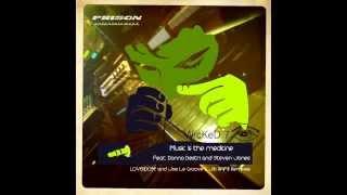 WicKed 7 - Music Is The Medicine feat. Donna Destri & Steven Jones (LOVERDOSE 3D Remix)
