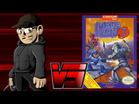 Johnny vs. Mega Man 3 & The Wily Wars
