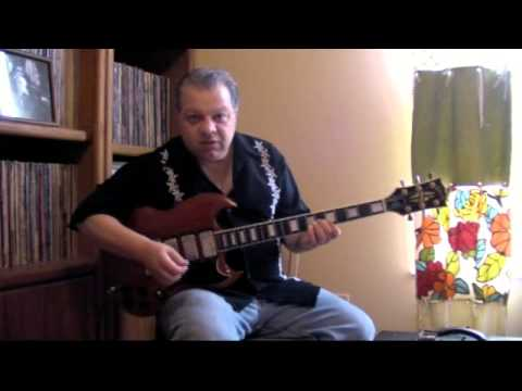Hands On Guitar Lesson for using the minor 3rd interval in your soloing
