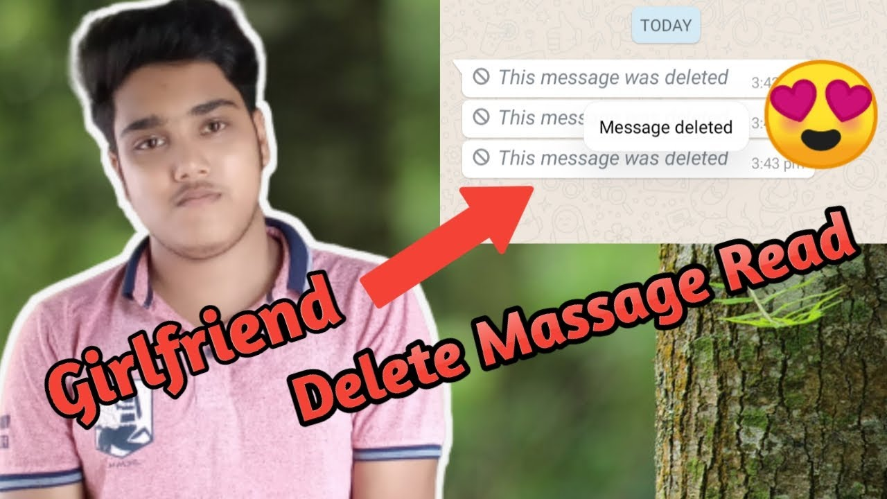 What'sapp delete massage read || how to read what'sapp delete massage ||