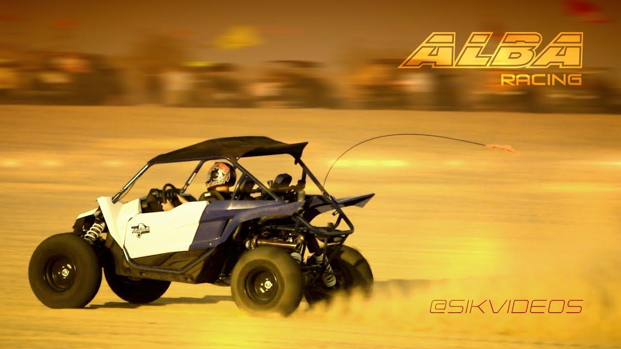 UTV Glamis Testing 400+HP Alba Racing Yamaha YXZ1K TURBO
