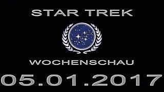 Star Trek Wochenschau - Axanar-Prozess geht in nächste Phase - 1. Januarwoche 2017