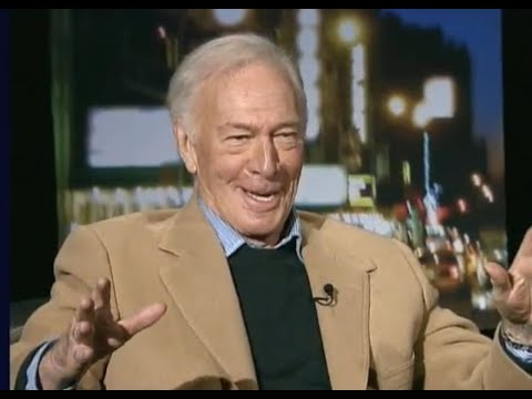 Theater Talk - Christopher Plummer on his autobiography  In Spite of Myself  with critic John Simon