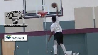 Day 2 NBA Vet Camp w/St Vincent Sports Performance Feat. Gordon Hayward & Jaron Blossomgame