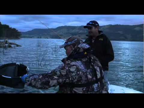 Hooked Dave Butfield EP178  Lake Burrinjuck Cod and Yellow B
