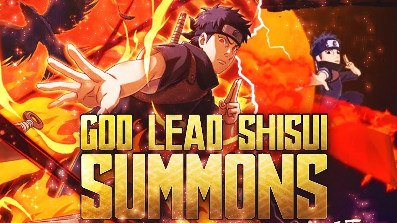 ** GOD 7★ SHISUI SUMMONS PLEASE DONT SHAFT ME ** | ** Naruto Shinobi  Collection *