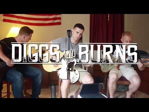 """Must've Never Met You"" Cover - Diggs & Burns"