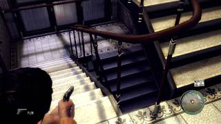 Mafia 2 Pc Cz (Czech) Gameplay 1080p Max out Physx Max