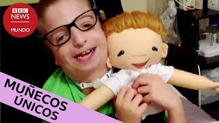 Por qué estos niños adoran a sus muñecos