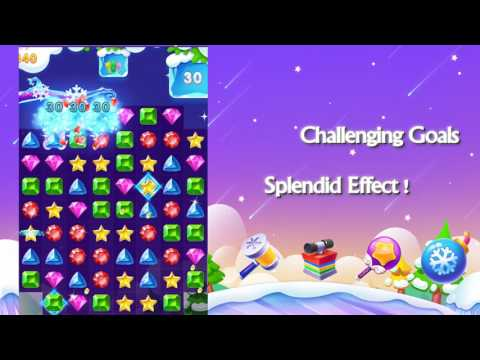 Frozen Jewel Gem Mania- Android game on Google Play
