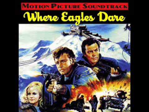 Ron Goodwin - Where The Eagles Dare (Main Title)