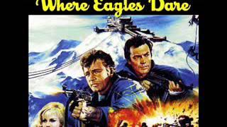 Ron Goodwin - Where The Eagles Dare (Main Title)