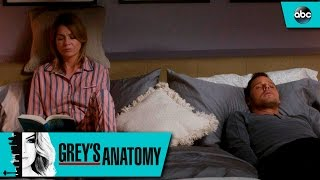 Alex  Karev Wants to Have Waffle Sundays with Meredith Grey - Grey's Anatomy