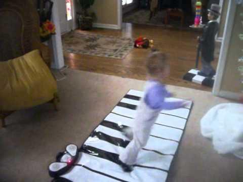Hearthsong S Giant Floor Piano Mat Doovi