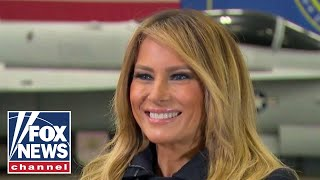 Exclusive Interview: Melania Trump sits down with Hannity