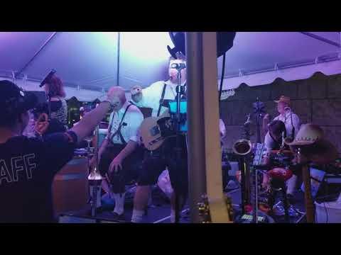 The Klaberheads at the 2017 Cincinnati, Ohio Oktoberfest. Video 7 (Samsung Galaxy Note 8 Video)