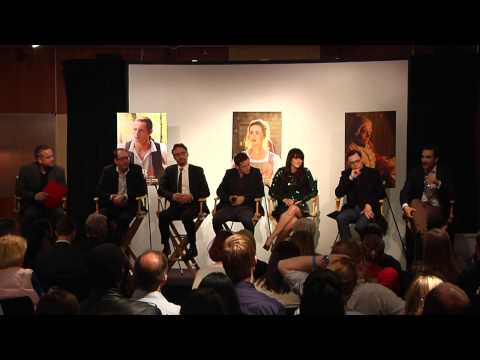 Q&A with castcreators of AMC's Turn: Washington's Spies