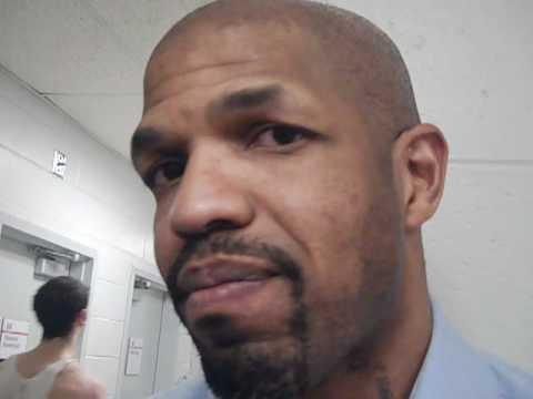 Penn at Brown postgame — Jerome Allen