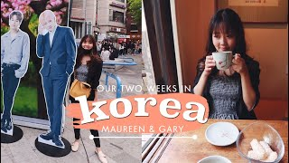 Gambar cover Seoul Vlog Day 9: Insadong + Hongdae + Cooking in our Airbnb! | thatxxRin