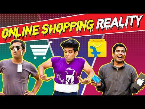 Online Shopping Reality | The Half-Ticket Shows
