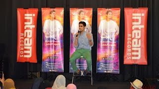 Humood Alkhudher - Aseer Ahsan (Meet &  Greet @Talent Lounge)
