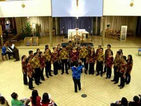 UP Concert Chorus 2006- Sana'y Wala nang Wakas