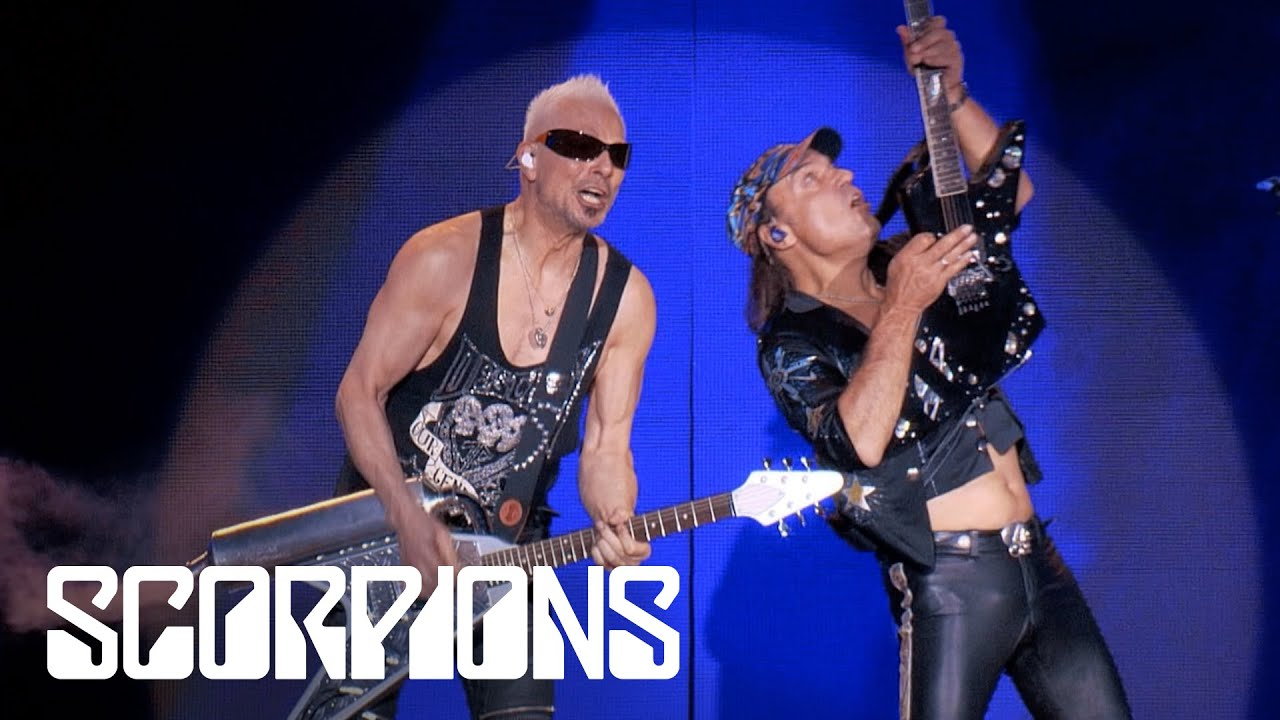 Scorpions - Blackout (Live At Hellfest, 20.06.2015)