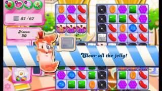 Candy Crush Saga - Level 1017 - No boosters ☆ :)