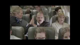 Funny JetBlue Airways Commercial 2011 with Mr Non Stop Fast Taking John Moschitta Jr aka Motormouth