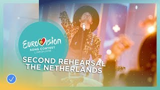 Waylon - Outlaw In 'Em - Exclusive Rehearsal Clip - The Netherlands - Eurovision 2018