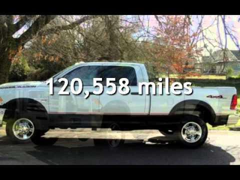 2010 dodge ram 2500 slt power wagon for sale in sacramento for Zoom motors sacramento ca