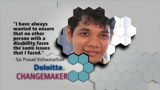 Deloitte Changemakers | See impact | Sai